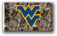 West Virginia Mountaineers Premium Realtree Camo 3' x 5' Flag