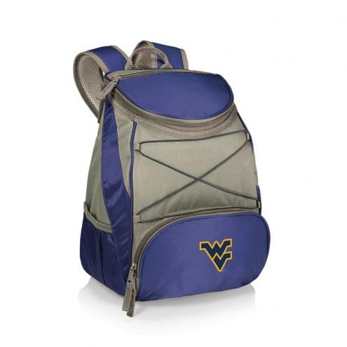 West Virginia Mountaineers PTX Backpack Cooler