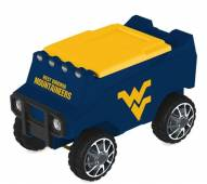 West Virginia Mountaineers Remote Control Rover Cooler