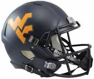 West Virginia Mountaineers Riddell Speed Collectible Football Helmet