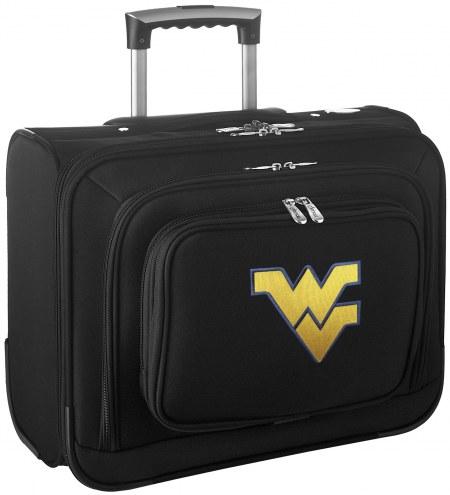 West Virginia Mountaineers Rolling Laptop Overnighter Bag