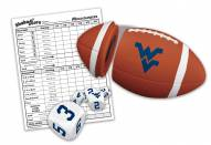 West Virginia Mountaineers Shake N' Score Travel Dice Game