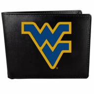 West Virginia Mountaineers Large Logo Bi-fold Wallet