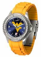 West Virginia Mountaineers Sparkle Women's Watch