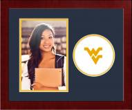 West Virginia Mountaineers Spirit Vertical Photo Frame