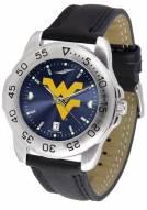 West Virginia Mountaineers Sport AnoChrome Men's Watch