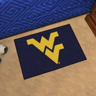 West Virginia Mountaineers Starter Rug