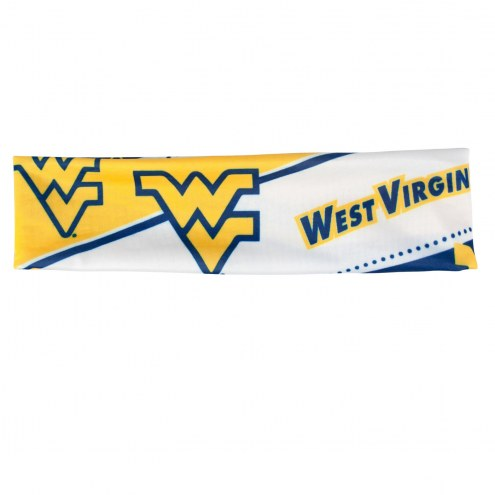 West Virginia Mountaineers Stretch Headband