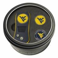West Virginia Mountaineers Switchfix Golf Divot Tool & Ball Markers