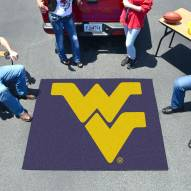 West Virginia Mountaineers Tailgate Mat