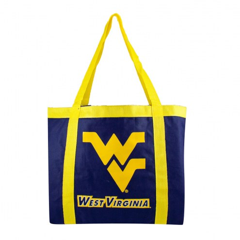 West Virginia Mountaineers Team Tailgate Tote