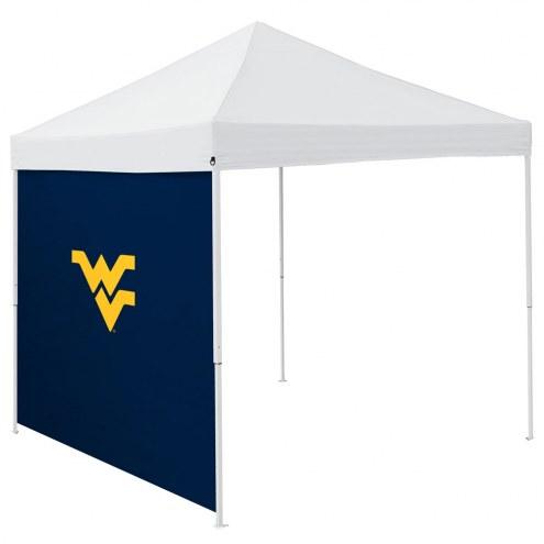 West Virginia Mountaineers Tent Side Panel