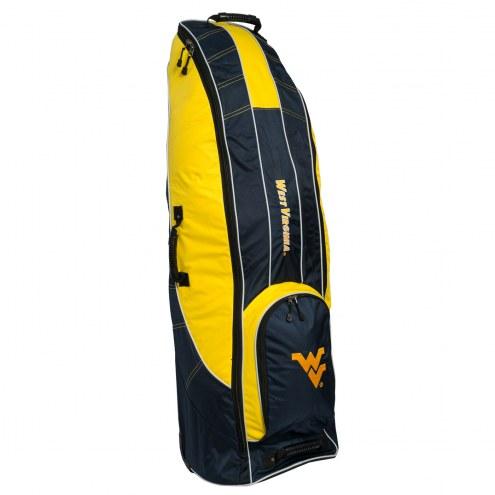 West Virginia Mountaineers Travel Golf Bag