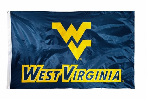 West Virginia Mountaineers Two Sided 3' x 5' Flag