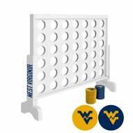West Virginia Mountaineers Victory Connect 4
