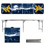 West Virginia Mountaineers Victory Folding Tailgate Table