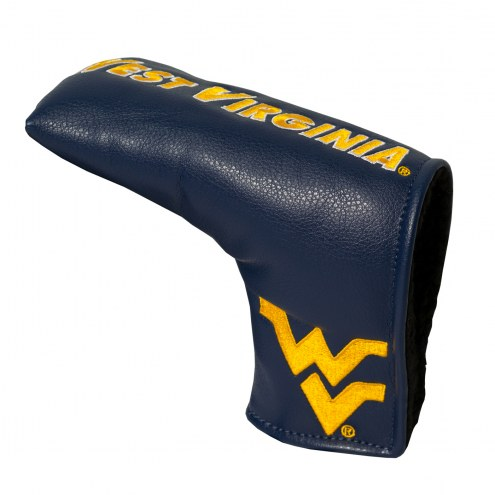 West Virginia Mountaineers Vintage Golf Blade Putter Cover