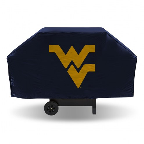 West Virginia Mountaineers College Vinyl Grill Cover
