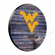 West Virginia Mountaineers Weathered Design Hook & Ring Game