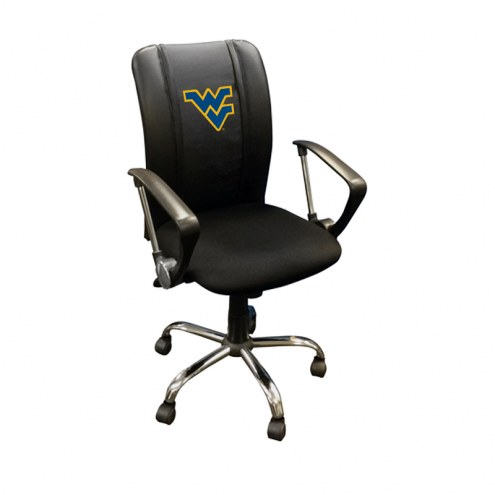 West Virginia Mountaineers XZipit Curve Desk Chair