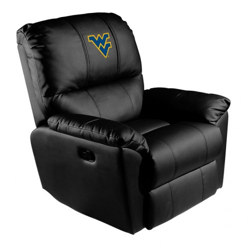 West Virginia Mountaineers XZipit Rocker Recliner