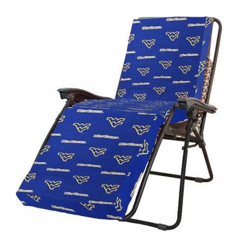 West Virginia Mountaineers Zero Gravity Chair Cushion