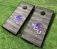 Western Carolina Catamounts Cornhole Board Set