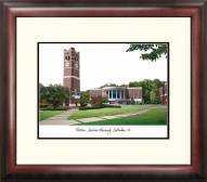 Western Carolina Catamounts Alumnus Framed Lithograph