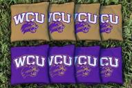 Western Carolina Catamounts Cornhole Bag Set