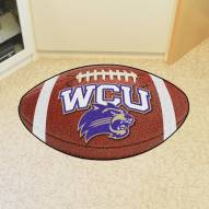 Western Carolina Catamounts Football Floor Mat