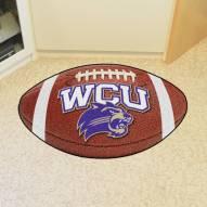 Western Carolina Catamounts Football Floor Mat