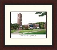 Western Carolina Catamounts Legacy Alumnus Framed Lithograph