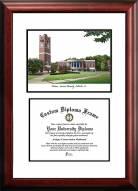 Western Carolina Catamounts Scholar Diploma Frame
