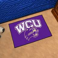 Western Carolina Catamounts Starter Rug