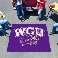 Western Carolina Catamounts Tailgate Mat