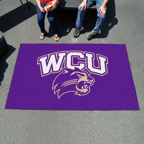 Western Carolina Catamounts Ulti-Mat Area Rug