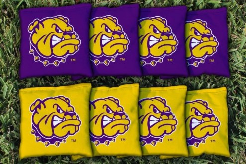 Western Illinois Leathernecks Cornhole Bag Set