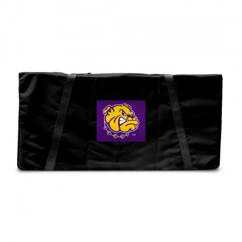 Western Illinois Leathernecks Cornhole Carrying Case