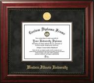 Western Illinois Leathernecks Executive Diploma Frame