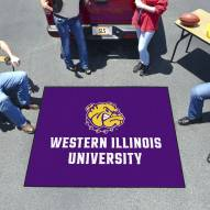 Western Illinois Leathernecks Tailgate Mat