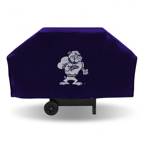 Western Illinois Leathernecks Vinyl Grill Cover