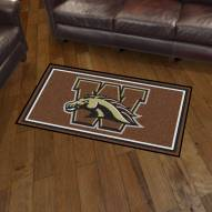 Western Kentucky Hilltoppers 3' x 5' Area Rug