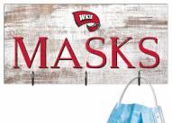 "Western Kentucky Hilltoppers 6"" x 12"" Mask Holder"