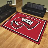 Western Kentucky Hilltoppers 8' x 10' Area Rug