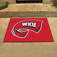 Western Kentucky Hilltoppers All-Star Mat
