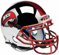 Western Kentucky Hilltoppers Alternate 1 Schutt XP Collectible Full Size Football Helmet