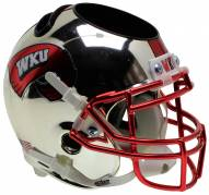 Western Kentucky Hilltoppers Alternate 2 Schutt Football Helmet Desk Caddy