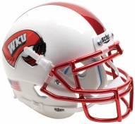 Western Kentucky Hilltoppers Alternate 3 Schutt Mini Football Helmet