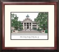 Western Kentucky Hilltoppers Alumnus Framed Lithograph