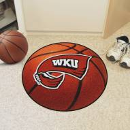 Western Kentucky Hilltoppers Basketball Mat